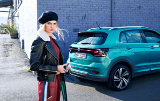 Uwe Duettmann - VW T-Cross: Cara Delevingne - Portfolio, Campaigns, Transportation